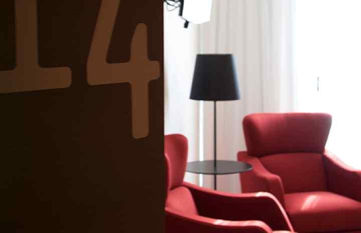 detalle de habitación azahar del mediterraneo